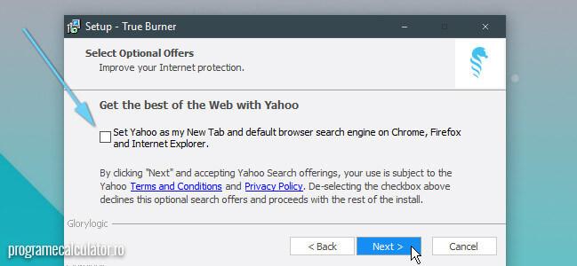 inlocuire pagina start browsere