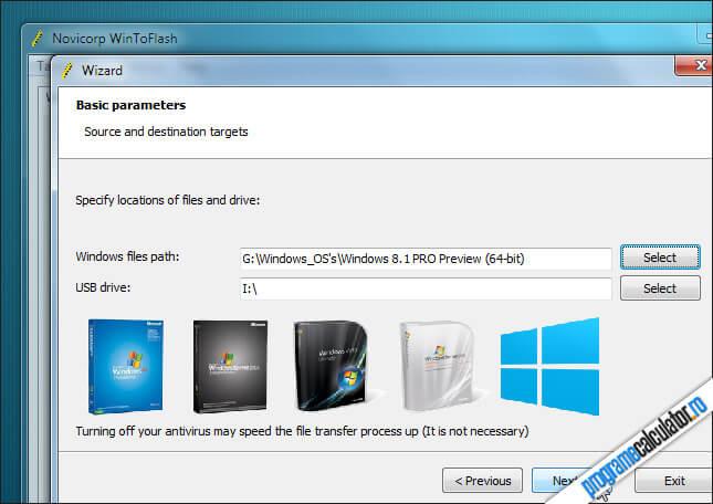 Cum se instaleaza Windows 7 de pe USB