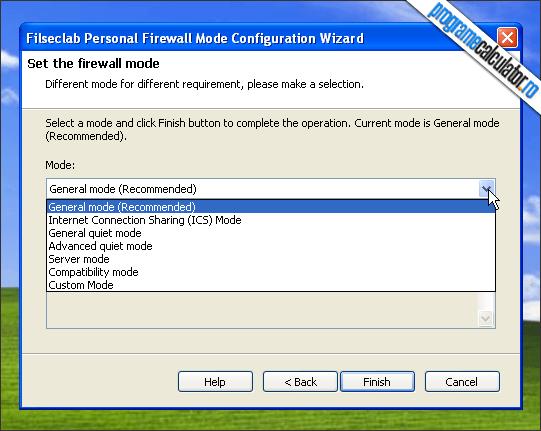 Firewall Gratuit pentru Windows XP