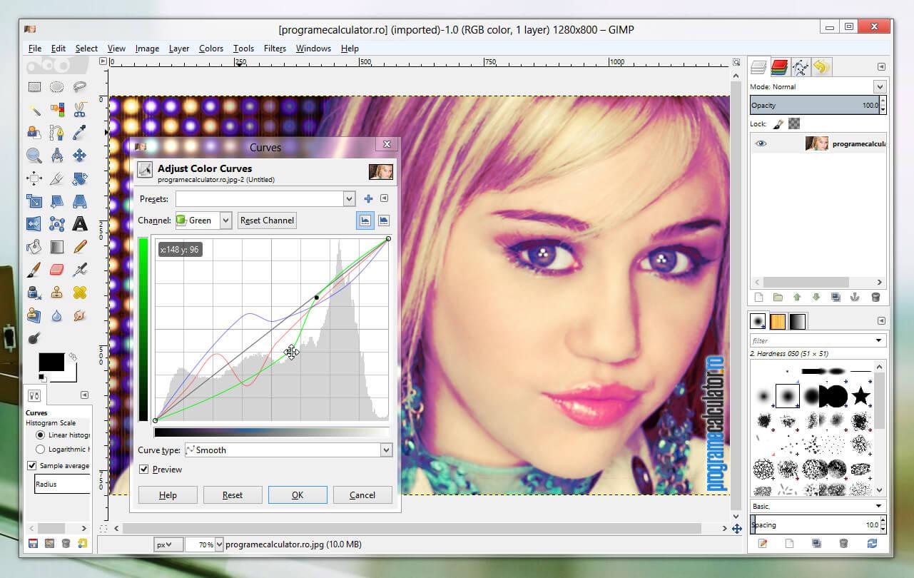 Gimp: cel mai bun program gratuit de modificat poze!