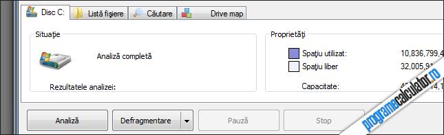 analiza hard disk
