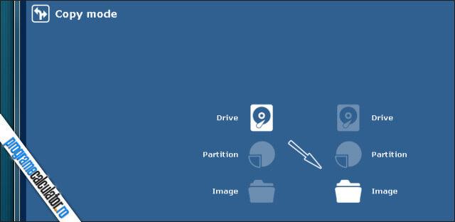clonare pe alt hard disk disk virtual sau partitie