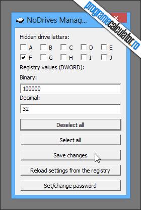 cum se poate ascunde o partitie din calculator