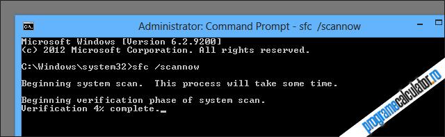 Cum se repară fișierele sistemelor de operare Windows