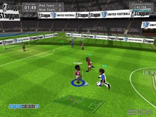 1-Jocuri Fotbal