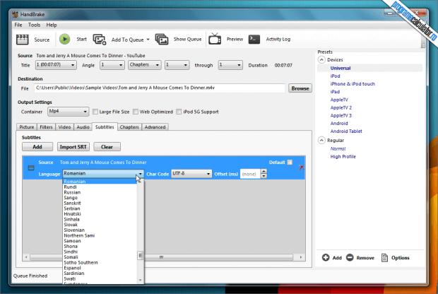 cel mai bun convertor video pentru Windows