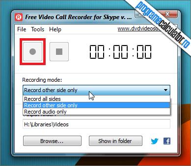 program de inregistrat videoconferinte skype
