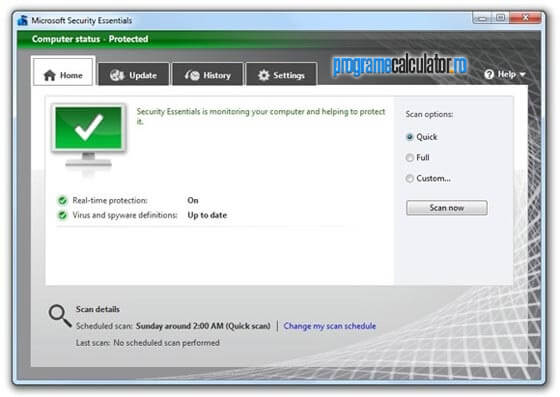 1-Microsoft Security Essentials