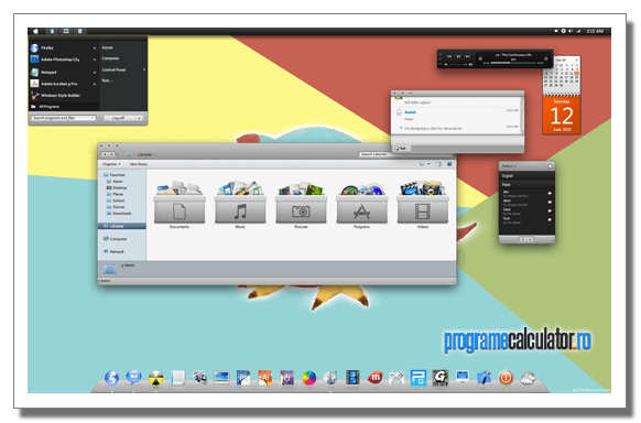 4-Caesar-Download-New-Theme-for-Windows-7