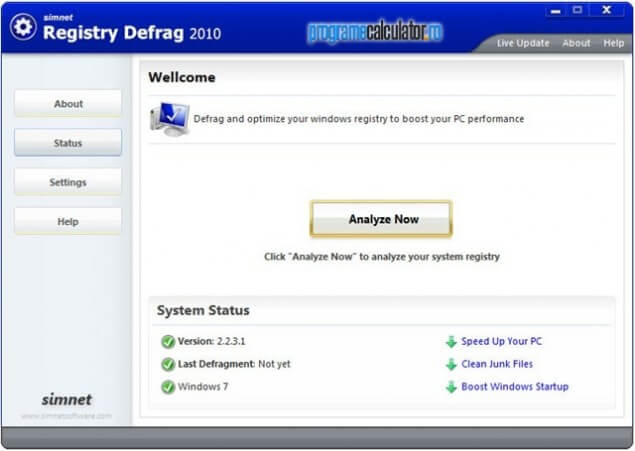 0-simnet-registry-defrag