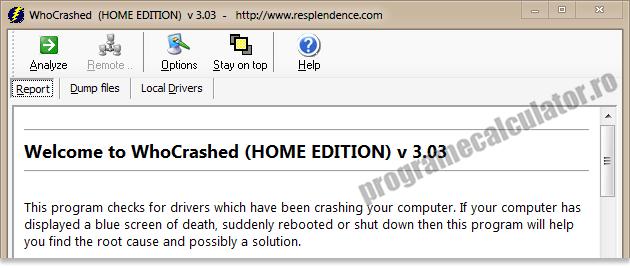 de ce se blocheaza calculatorul
