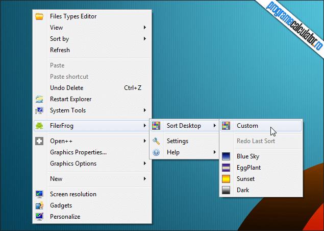 1-FilerFrog - organizeaza, gestioneaza si manipuleaza fisiere in Windows