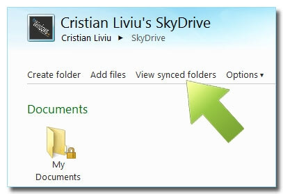Foldere sincronizate