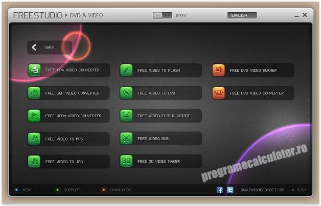 Utilitare DVD & Video