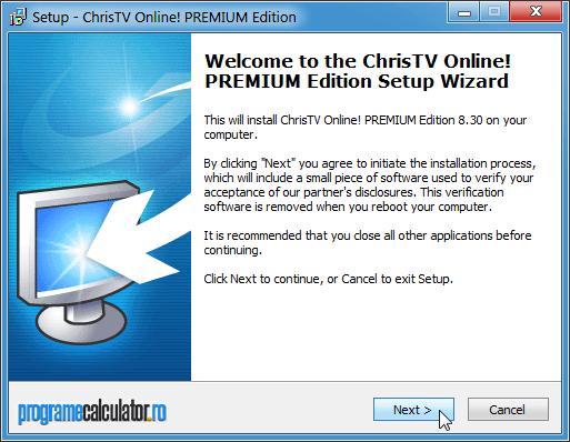 Instalare ChrisTV Online Premium