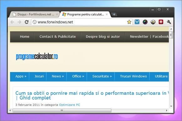 1-Wasp Theme - Teme pentru Google Chrome