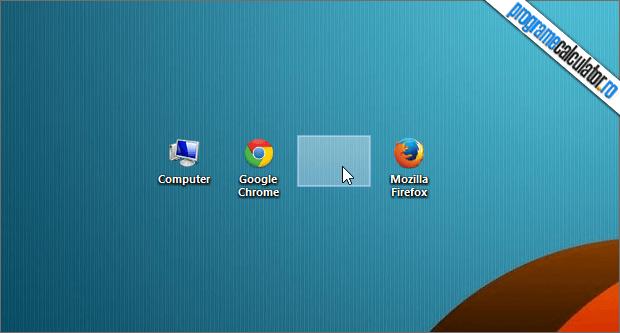 vizualizarea folderelor invizibile