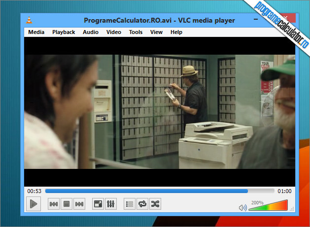 vlc media player: un program de vazut filme pe PC care consuma foarte putine resurse