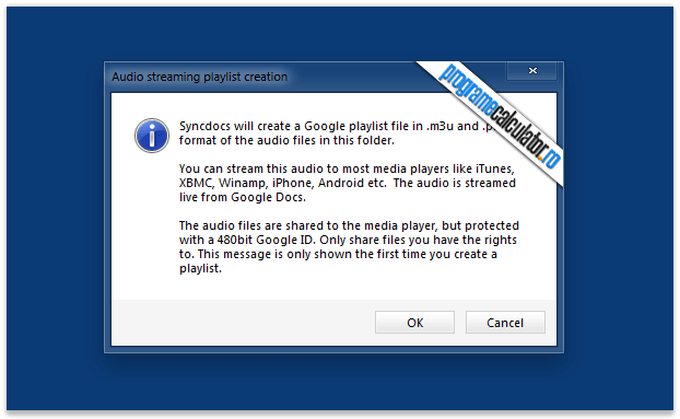 Audio Streaming Playlist Creation