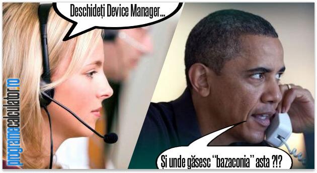 conversatie suport tehnic