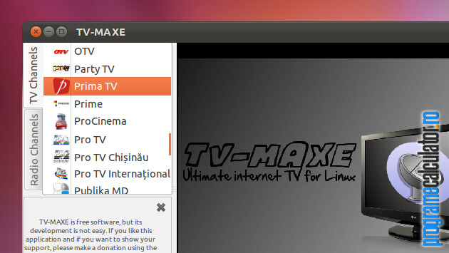 TV MAXE