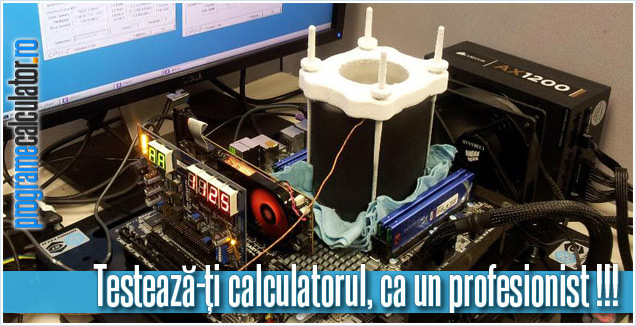 programe de testat performanta calculatorului