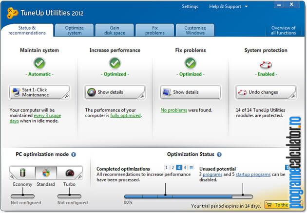 tuneup utilities 2012