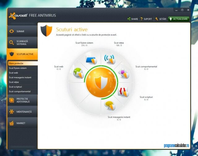Internet Security / Avast! Pro Antivirus 7.0.1456 Final ML/Rus