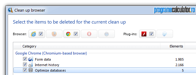 TuneUp Browser Cleaner 2013