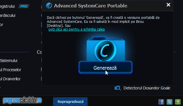 Advanced SystemCare Portable