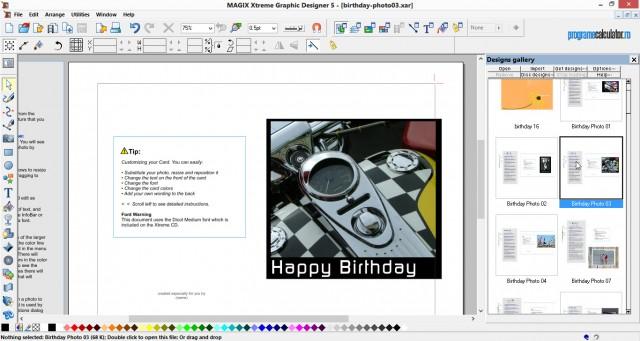 Magix Xtreme Graphic Designer 5