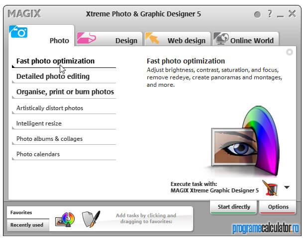 Magix Xtreme Photo & Graphic Designer 5