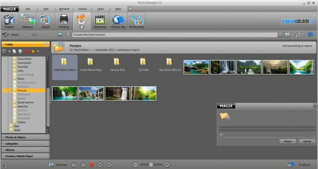 Photo Manager 10
