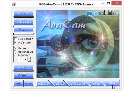 RGS AvaCam