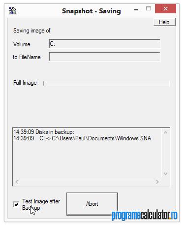 Test Image after Backup