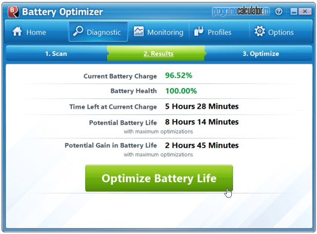 Raport Battery Optimizer