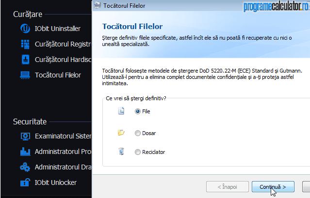 tocătorul filelor
