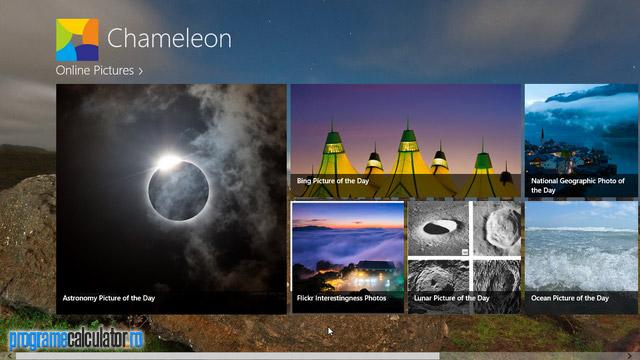 Chameleon for Windows 8