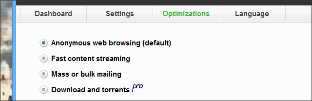 SafeIP » Optimizations