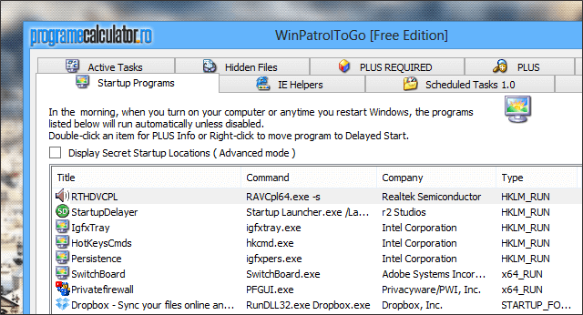 WinPatrolToGo