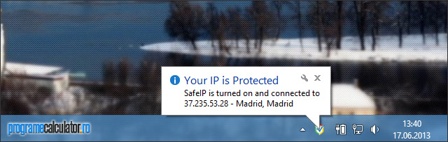 Your IP is Protected