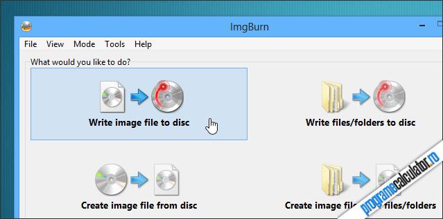 Creare DVD de instalare cu WIndows 8.1