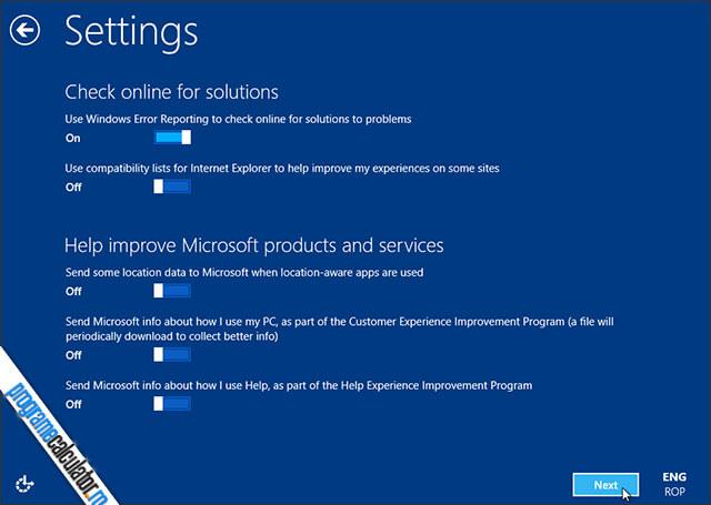 Soluții online și raport Microsoft