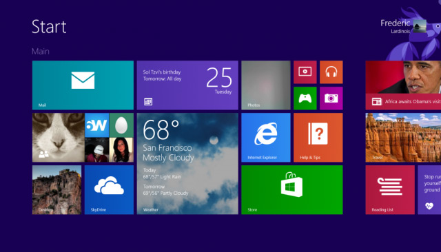 Windows 8.1 RTM in August
