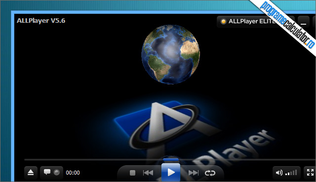 ALLPlayer program de vazut filme