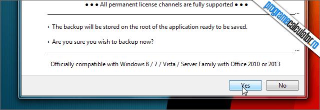 Restore licenta Windows & Officeq