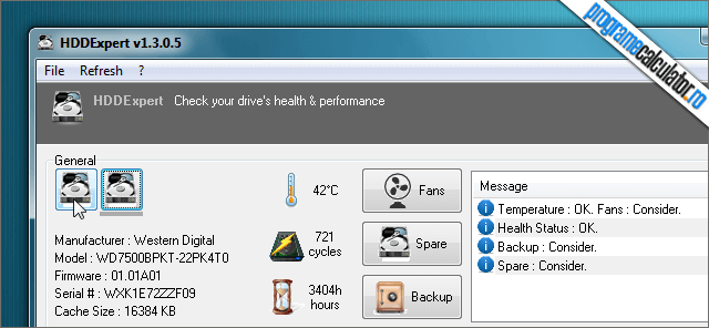 program de analizat hard disk ssd