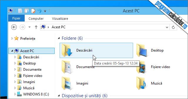 1-Acest PC-foldere