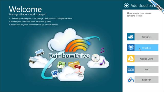 2-RainbowDrive-autentificare-serviciu-cloud