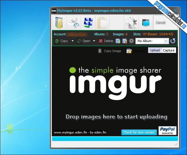 1-MyImgur-interfata-upload